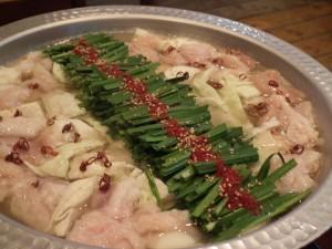 韓国家庭料理 舎廊房「モツ鍋」