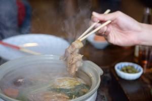 奥栄「ぼたん鍋」